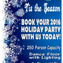 NEC HOLIDAY PARTIES 2016